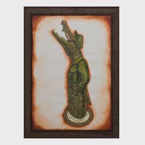 20th Century School: Cuban Alligator
