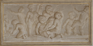 FRENCH SCHOOL, 18TH CENTURY: ALLEGORICAL SCENES WITH PUTTI