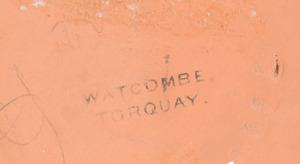 WATCOMBE TERRACOTTA CO. TORQUAY
