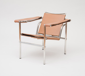 LCI ARMCHAIR, LECORBUSIER, PIERRE JENNERET, CHARLOTTE PERRIAND