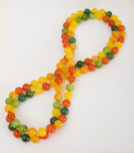 Four Bead Necklaces