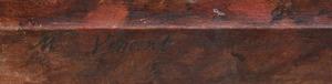 HENRIETTE-ANTOINETTE VINCENT (1786-1830): BOWL OF FRUIT