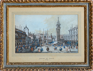 GIACOMO GUARDI (1764-1835): VENEZIA