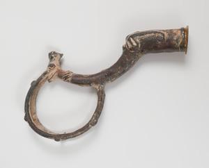 Luristan Bronze Finial