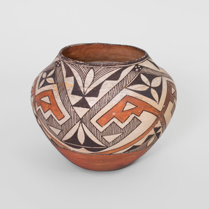 Painted Pottery Acoma Jar