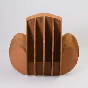 Cardboard Chair, in the Manner of Frank Gehry
