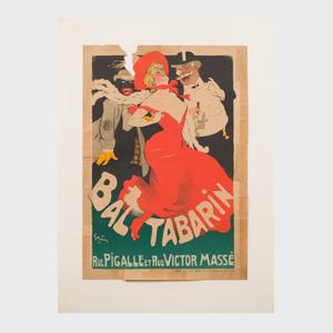 Jules Alexandre Grün (1868-1934): Bal Tabarin