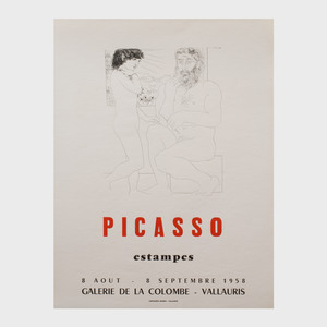 Three Picasso Posters