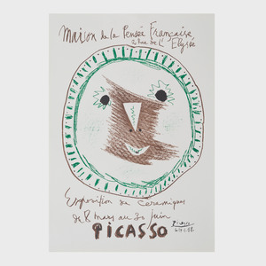 Pablo Picasso (1881-1973): Picasso Ceramics Exhibition; and Picasso Ceramics Exhibition