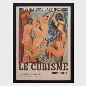 Le Cubisme 1904-1914, Musée National d'Art Moderne, 1953