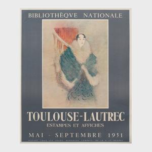 Two Henri de Toulouse-Lautrec Posters