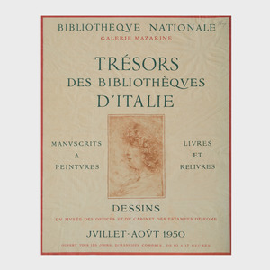 Five Bibliotèque Nationale Posters