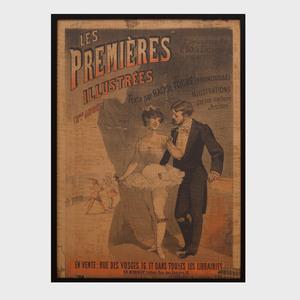 Les Premières Illustrées Poster