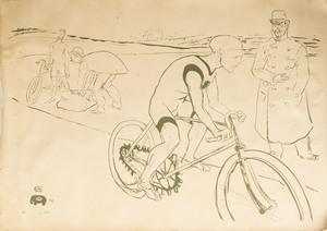 Henri de Toulouse-Lautrec (1864-1901): Cycle Michael