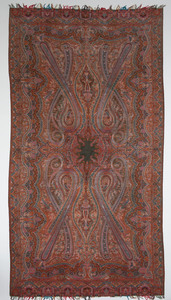 Kashmir Embroidered Shawl