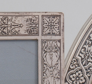 Group of Five Tiffany & Co. Silver Picture Frames