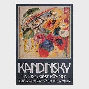 Three Exhibition Posters