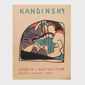 Two Wassily Kandinsky Posters