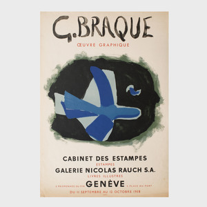 Georges Braque Poster