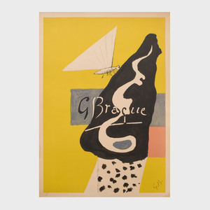 Georges Braque (1882-1963):  Braque Graveur