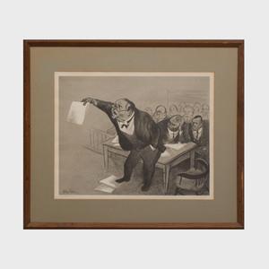 William Gropper (1897-1977): Exhibit A