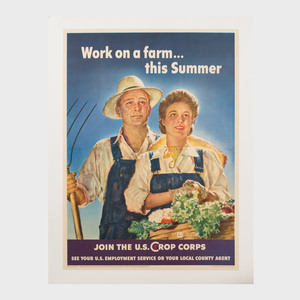 Two United States Food Administration Posters