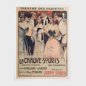 Théatre des Variétés Poster