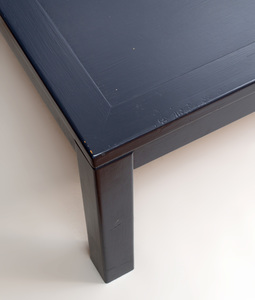 Blue Painted Low Table, of Recent Manufacture