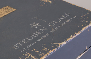 Set of Twelve Steuben Glass Liqueurs