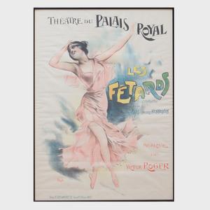 PAL (Jean de Paleologue) (1855-1942): Les Fétards