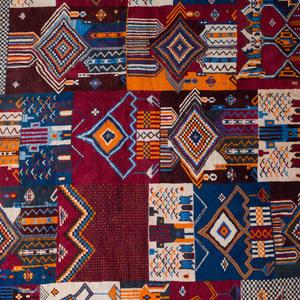 Large Morroccan Tile Carpet