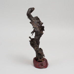 Japanese Root Carving