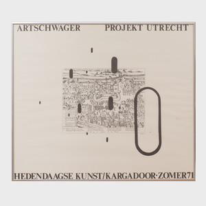 Richard Artschwager (1923-2013): Project Utrecht