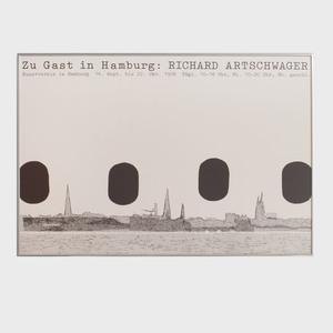 Richard Artschwager (1923-2013): Zu Gast in Hamburg