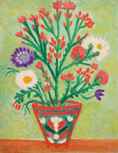 Ruth Livingston: Floral Still Life