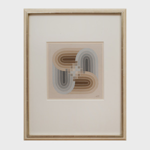 Jean Fressenet (1889 - 1972): Four Carpet Designs