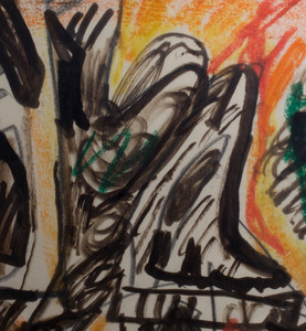 Paul Burlin (1886 - 1969): Composition