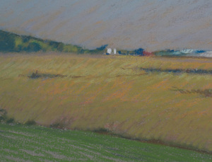 David Bareford (b. 1947): Landscape
