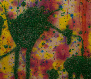 Taro Yamamoto (1919 - 1994): Abstraction