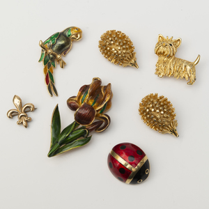 Group of Miscellaneous Pins