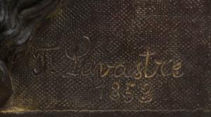 F. Lavastre: Le Depart; Le Trioumphe; La Resistance; and La Paix