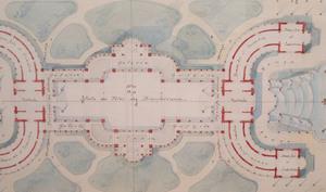 French School: Exhibition Pavilion, Garden of the Palais Royal, Paris