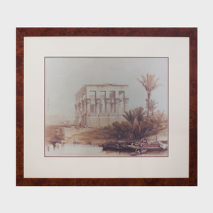 After David Roberts (1796 -1864): Egypt: Four Views