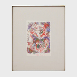 Mark Tobey (1890-1976): Untitled
