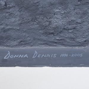Donna Dennis (b. 1942): Softly Falling Stars (Coney Island)