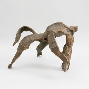 Frederick J. Kiesler (1890-1965): Springing Horse
