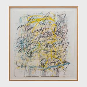 Michael Goldberg (1924-2007): Untitled