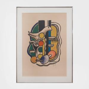 Fernand Léger (1881-1955): La Colombe