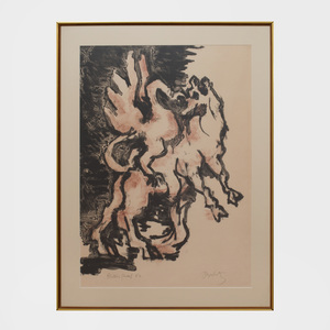 Jacques Lipchitz (1891-1973): The Bull and the Condor