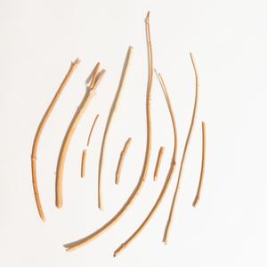Hubert Long: Cascade of Twigs